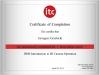 certyfikat wprowadzenie do obsługi kamer termowizyjnych