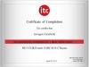 certyfikat podstawowa obługa kamer termowizyjnych FLIR seria ix