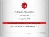 certyfikat obsługa programu FLIR QuickReport