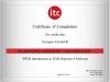 certyfikat obsługa programu FLIR Reporter 8