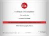 certyfikat termografia podstawy