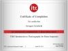 certyfikat podstawy termografia w budownictwie