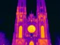 Termowizja kościoła - Żyrardów